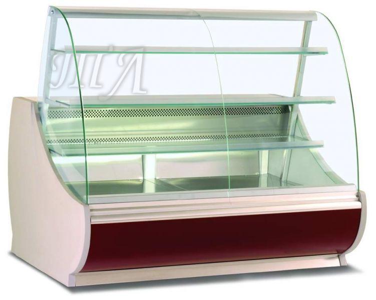 Как сделать холодильных витрин